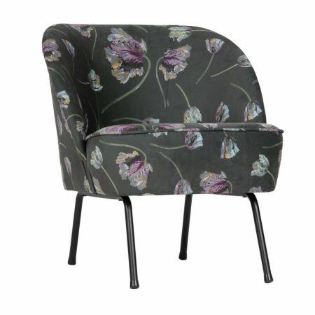 Vogue fauteuil BePureHome rococo aloë