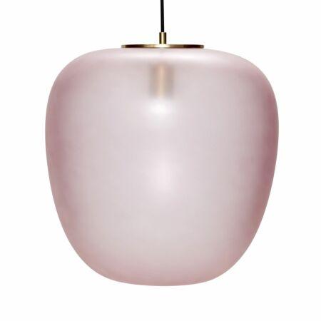 Blaze hanglamp Hübsch Ø40 roze
