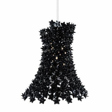 Bloom hanglamp Kartell zwart