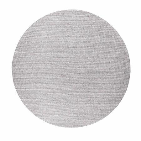 Ring vloerkleed Bodilson Ø225 - lichtgrijs