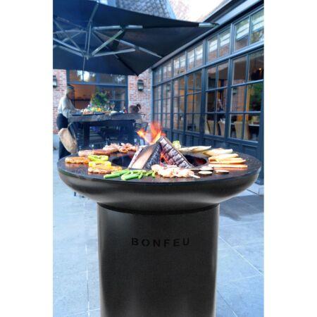 BonBiza barbecue BonFeu - zwart
