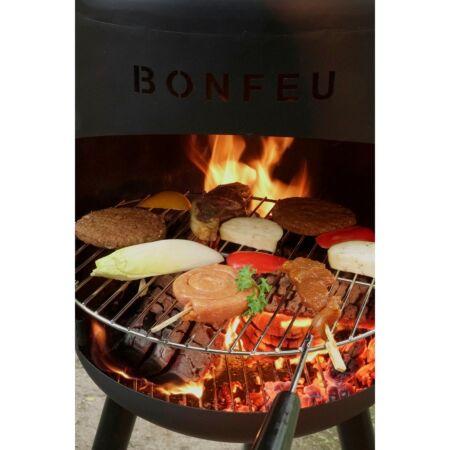 BonBono tuinhaard BonFeu - zwart