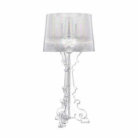 Bourgie tafellamp Kartell kristal