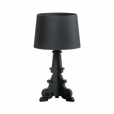 Bourgie tafellamp Kartell mat zwart