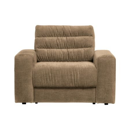 Date fauteuil BePureHome - Vintage - Zand