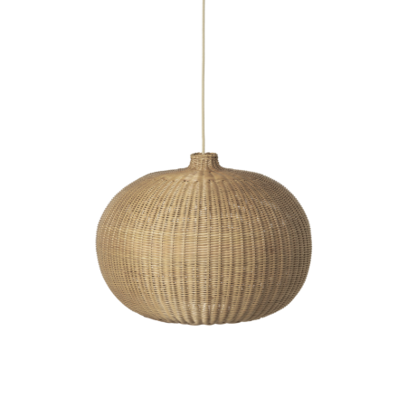 Braided Belly Shade hanglamp Ferm Living