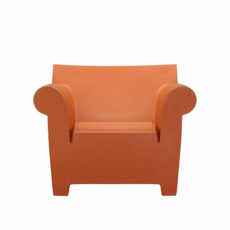 Bubble Club fauteuil Kartell oranje