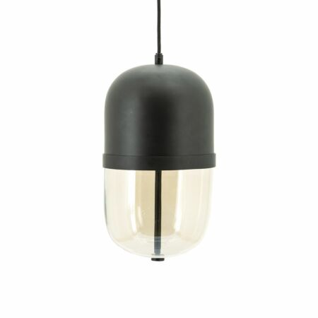 Maverick hanglamp By-Boo zwart