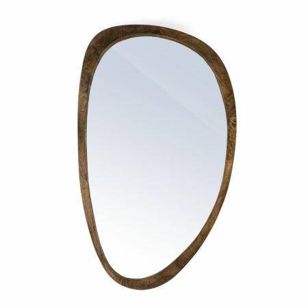 Plecto spiegel By-Boo bruin