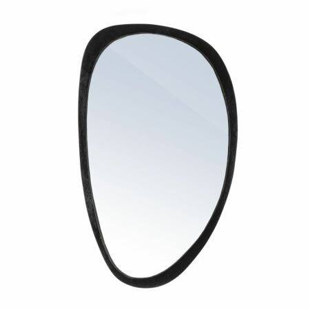 Plecto spiegel By-Boo zwart