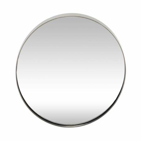 Cafe spiegel Hübsch zilver