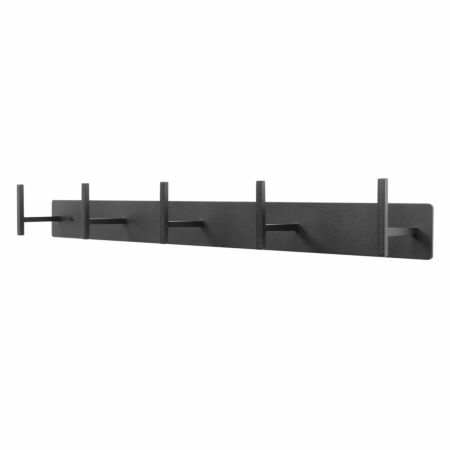Chapman 5 wandkapstok Spinder Design zwart