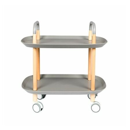 Cruiser trolley Luzo grijs