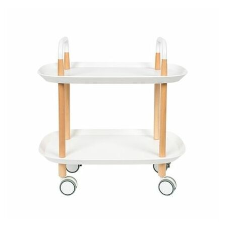 Cruiser trolley Luzo wit