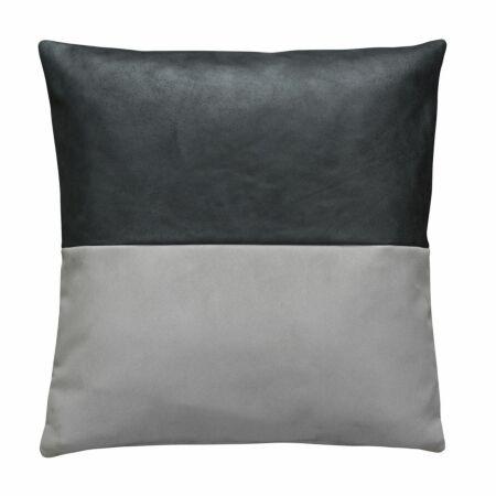 OP = OP - Demi kussen Bodilson zwart - zilver