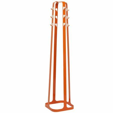 Dodici staande kapstok Van Esch oranje