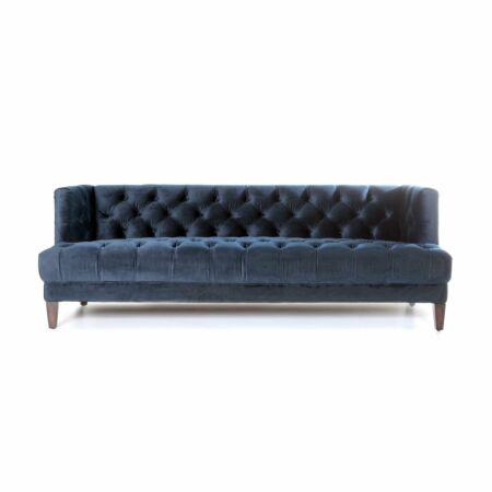 Vogue bank Eleonora 3-zits blauw