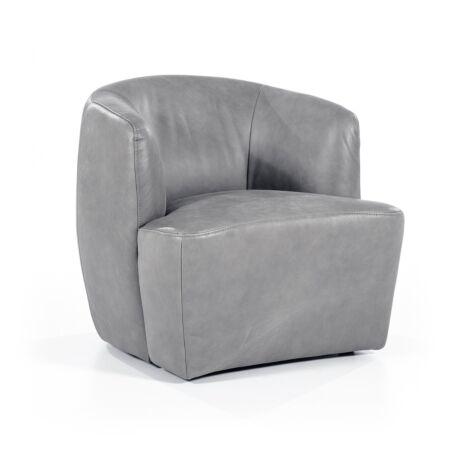 Charissa fauteuil Eleonora - grijs