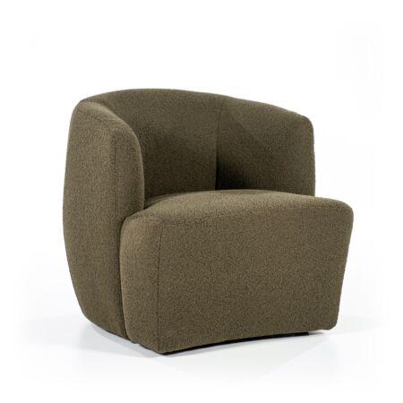 Charlotte fauteuil Eleonora - groen copenhagen
