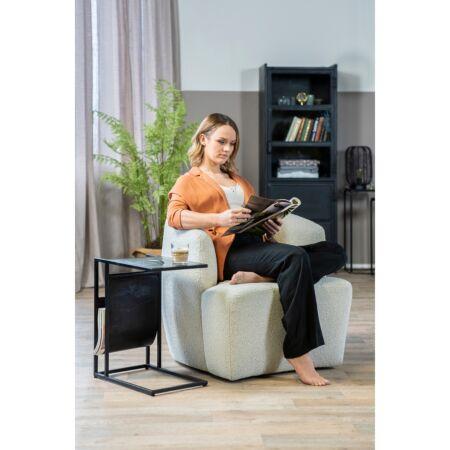 Charlotte fauteuil Eleonora - taupe copenhagen