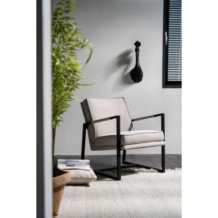 Isaac fauteuil Eleonora - grijs brave