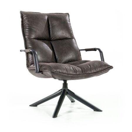 Mitchell fauteuil Eleonora - antraciet