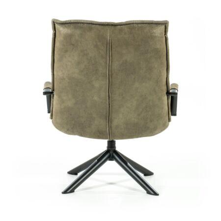 Mitchell fauteuil Eleonora - groen