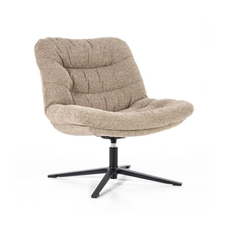 Danica fauteuil Eleonora - beige baquer