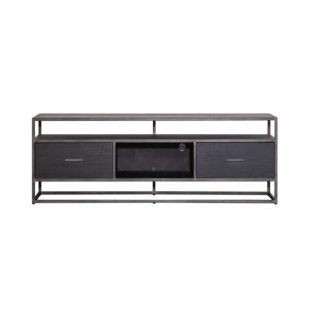 Hudson TV meubel Eleonora 150cm - zwart