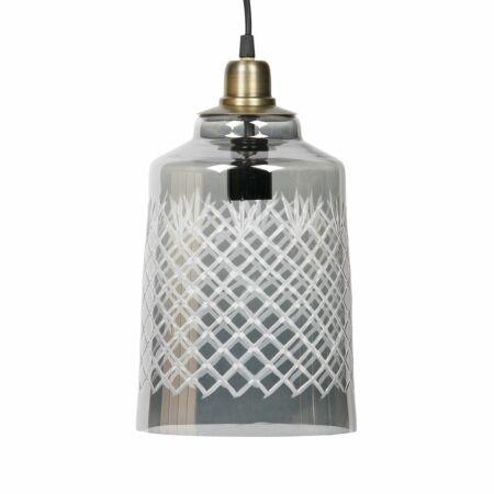 Engrave hanglamp BePureHome Ø19 grijs
