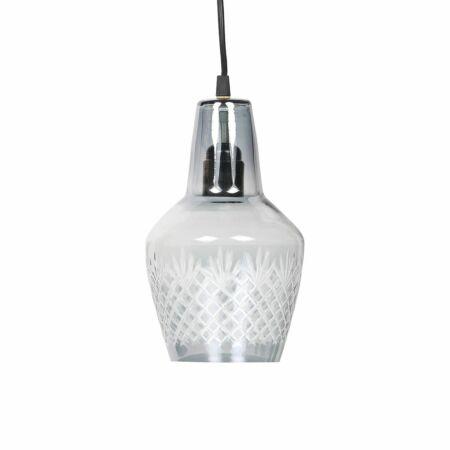 Engrave hanglamp BePureHome Ø15 grijs