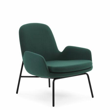 Era Lounge fauteuil Normann Copenhagen laag metaal