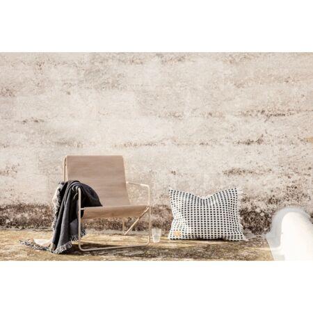Desert loungestoel Ferm Living cashmere - Block