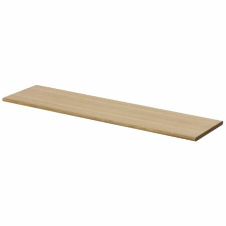 Shelf legplank Ferm Living eiken geolied