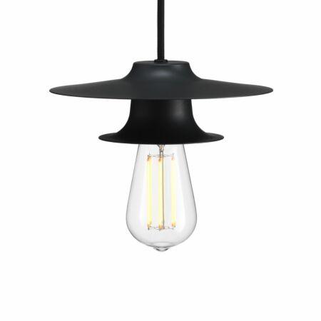 Firefly 2 hanglamp Frederik Roijé hoog donkergrijs
