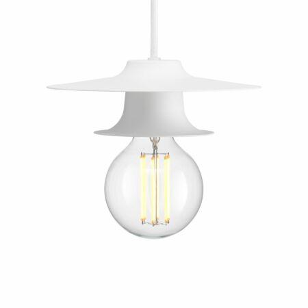 Firefly 2 hanglamp Frederik Roijé hoog wit
