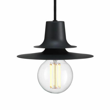 Firefly 2 hanglamp Frederik Roijé laag donkergrijs