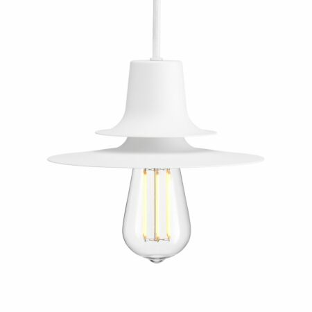 Firefly 2 hanglamp Frederik Roijé laag wit
