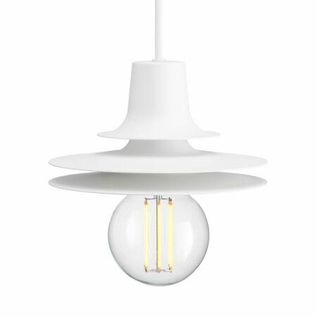 Firefly 3 hanglamp Frederik Roijé laag wit
