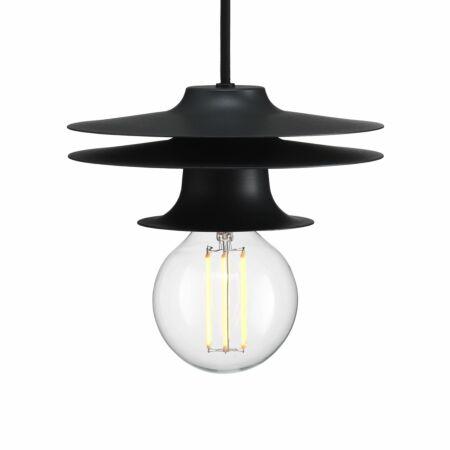 Firefly 3 hanglamp Frederik Roijé hoog donkergrijs