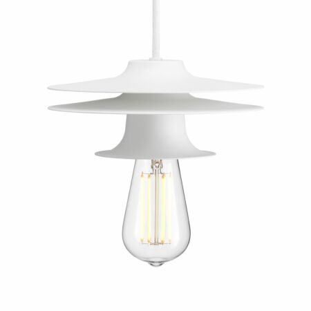 Firefly 3 hanglamp Frederik Roijé hoog wit