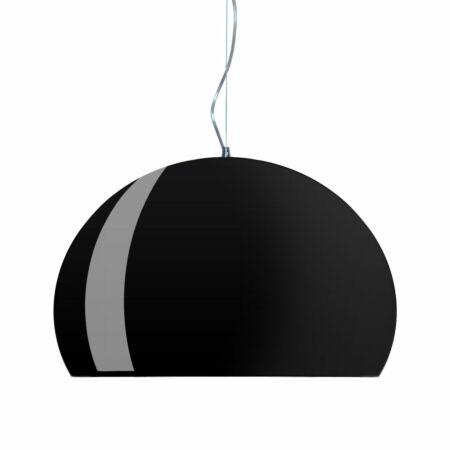 FL/Y hanglamp Kartell zwart