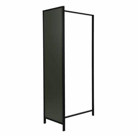 Frame DV89 garderoberek Van Esch zwart - groen