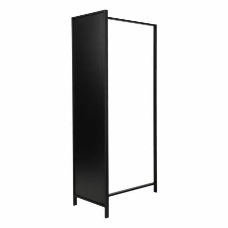 Frame DV89 garderoberek Van Esch zwart - zwart