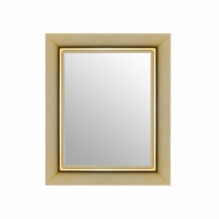 Francois Ghost spiegel Kartell goud