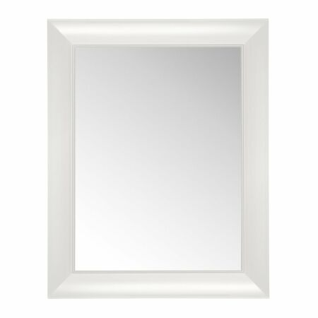 Francois Ghost spiegel Kartell groot wit