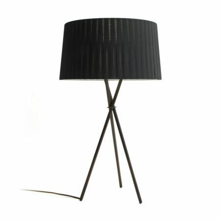 Tripode G6 tafellamp Santa & Cole zwart