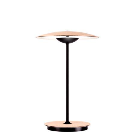Ginger tafellamp Marset draadloos eiken - VERHUIS SALE