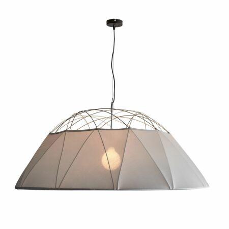 Glow hanglamp L Hollands Licht grijs