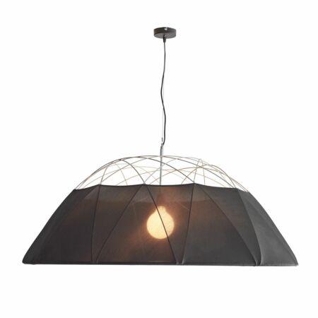 Glow hanglamp L Hollands Licht zwart